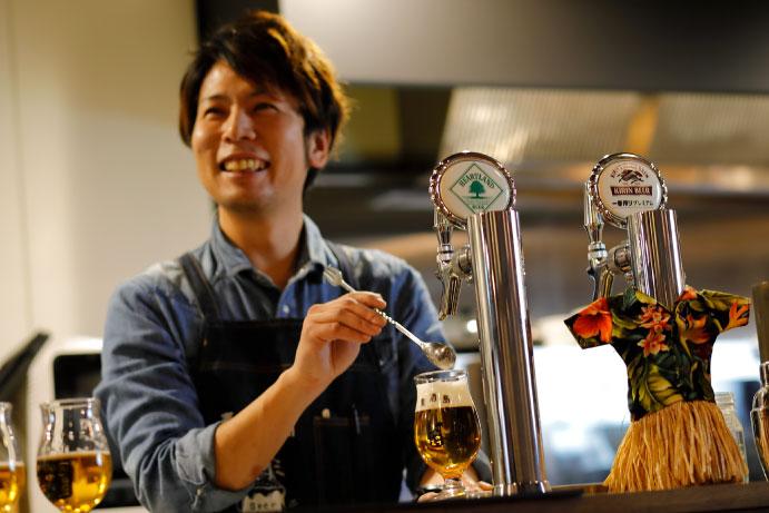 岡山のクラフトビールならビアアイランド。画像その3